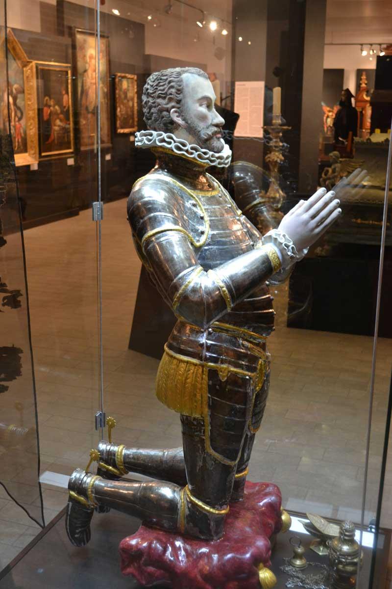 Betender Ritter