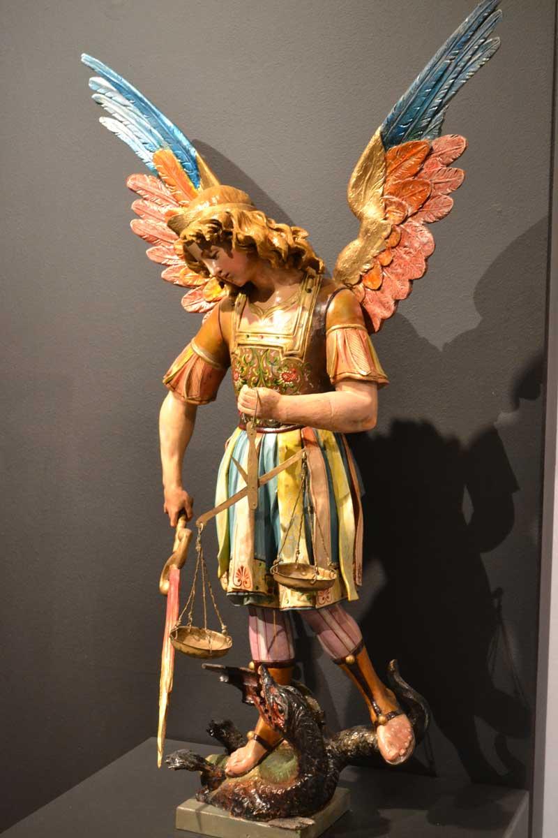 Betener Engel im Kopernikus Museum