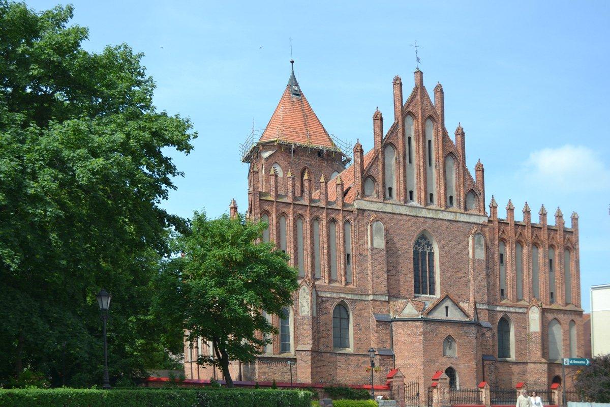 Kirche in Orneta