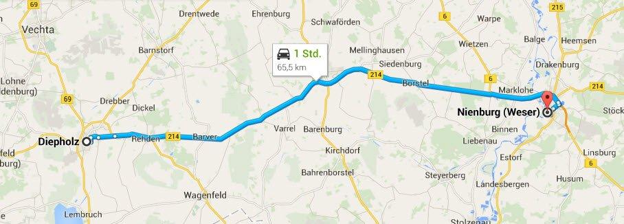 Diepholz - Nienburg