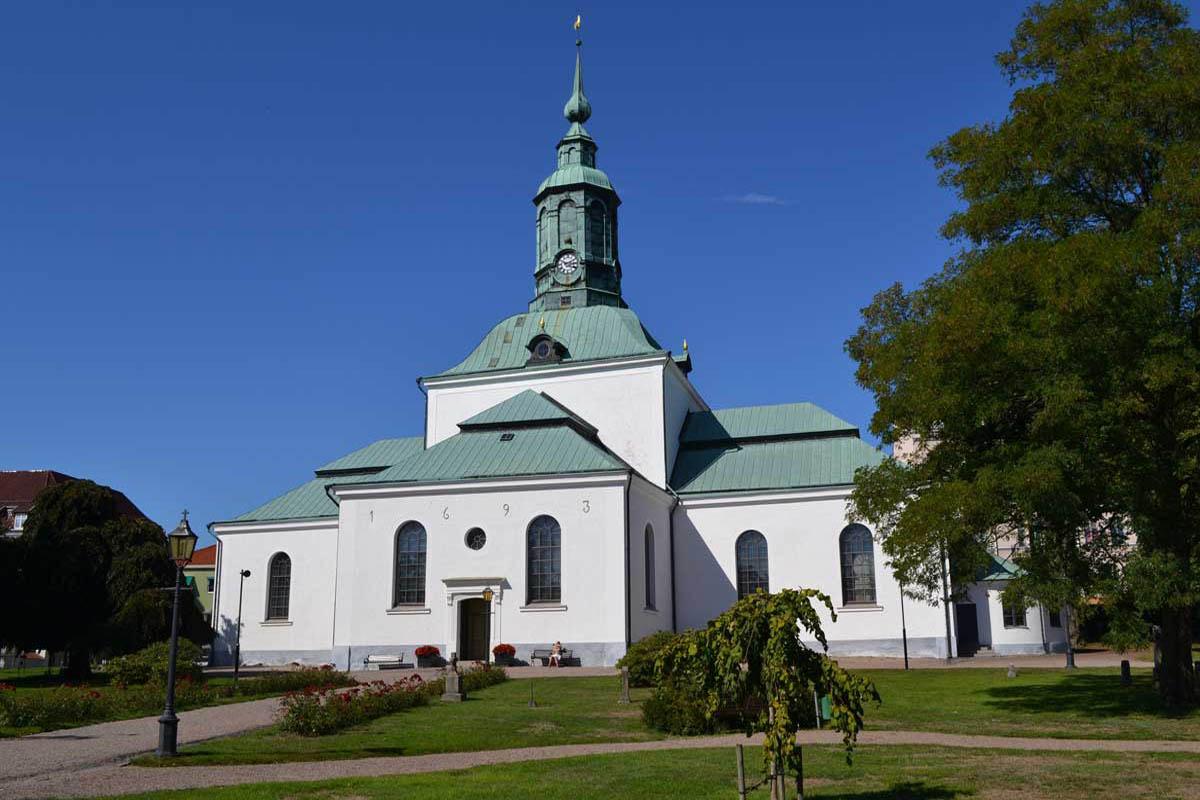 Carl Gustaf Kirche