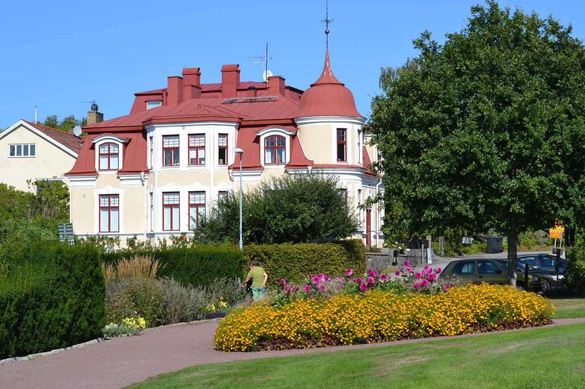 Herrenhaus in Karlshamn
