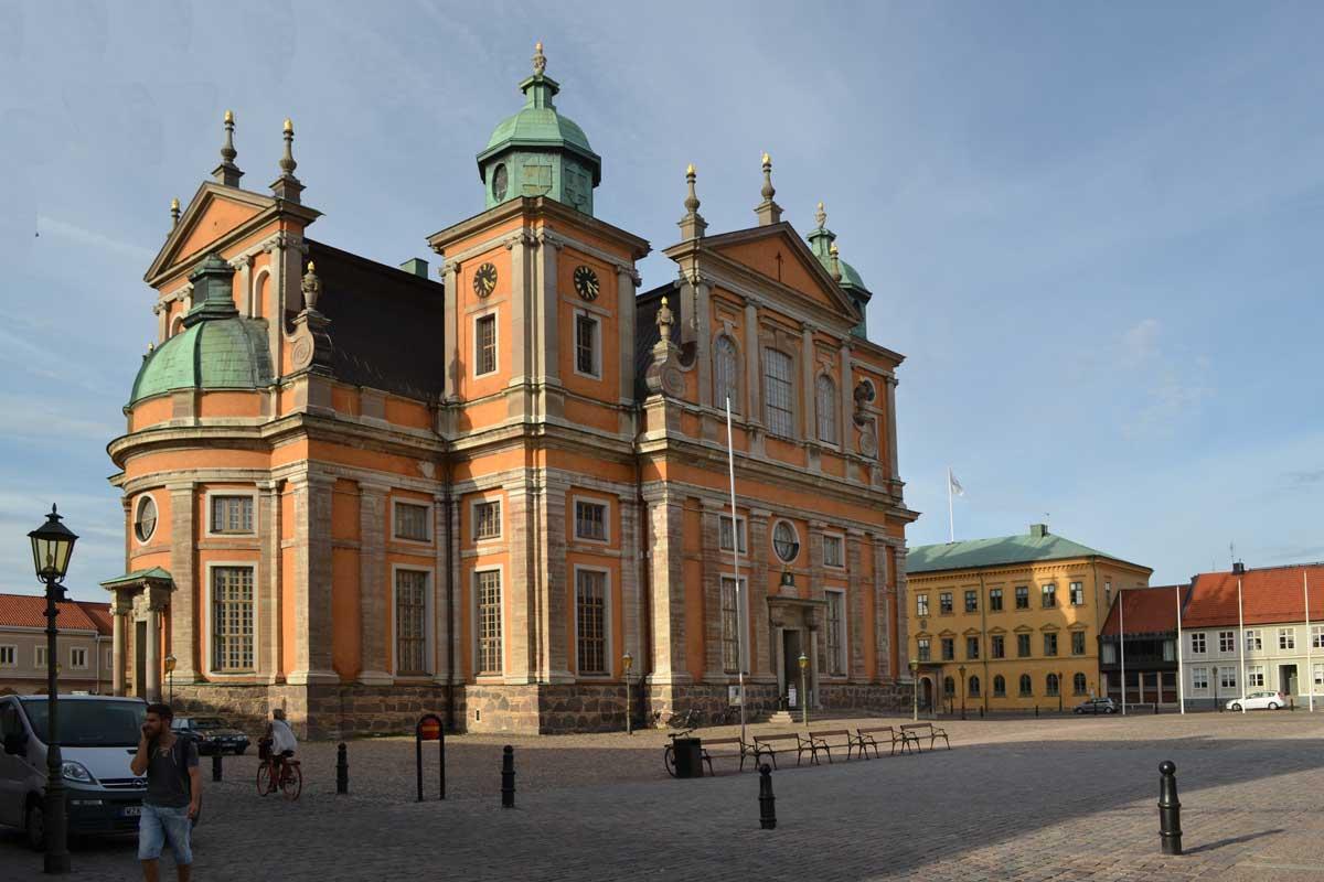 Das Rathaus in Kalmar