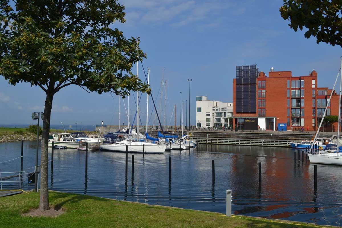 Yachthafen Västhamn