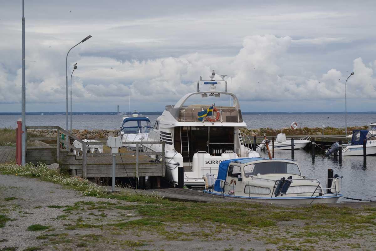 Hafen Nogersund