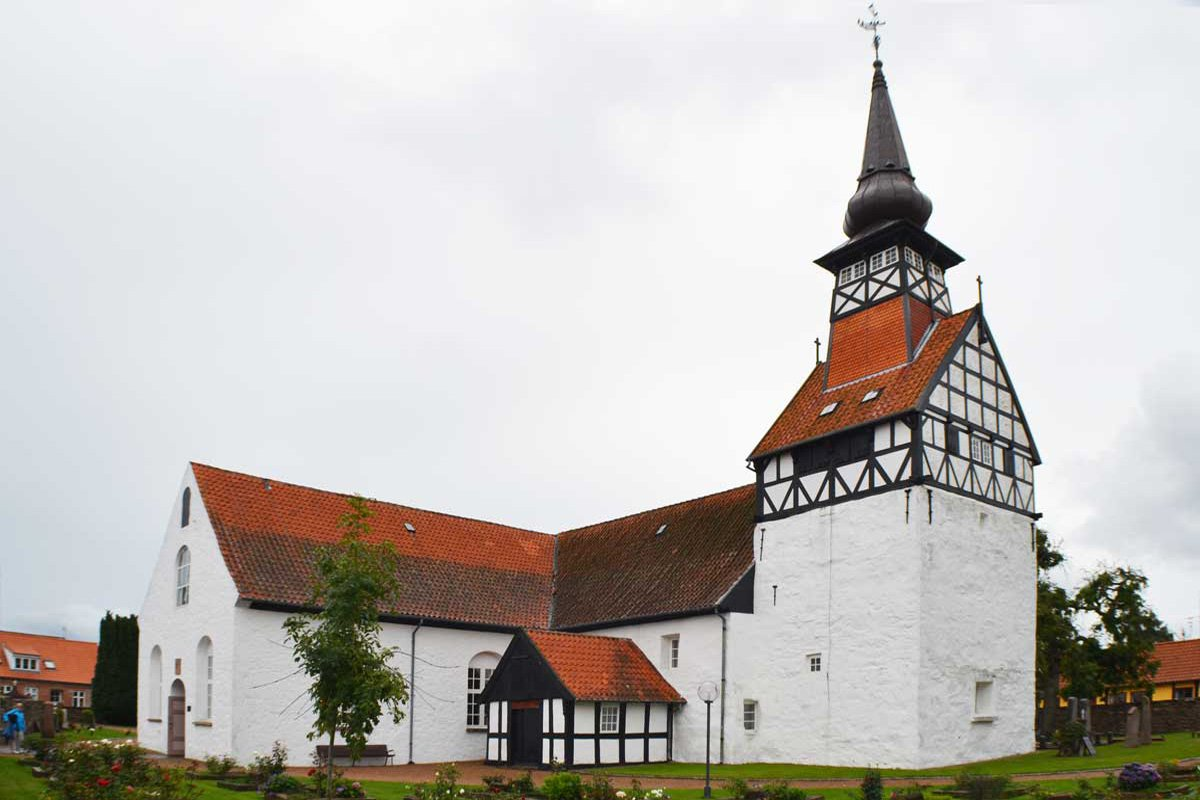 Kirche in Nexö