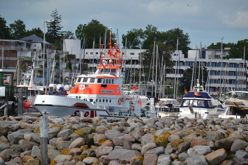 Yachthafen Grömitz