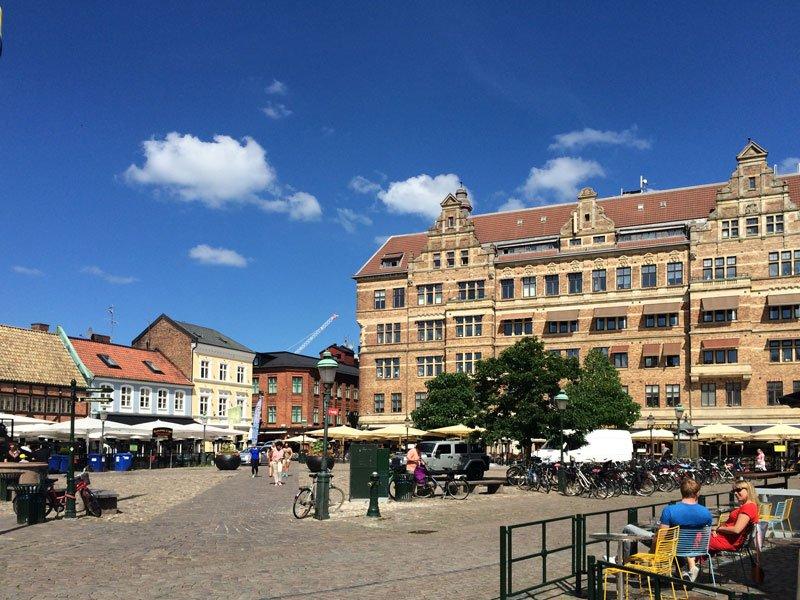 Lilla Torg in Malmö
