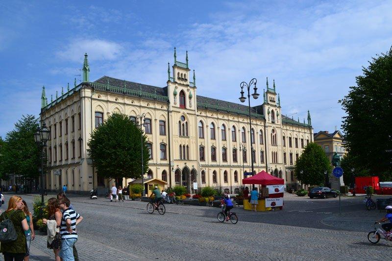 Örebro Rathaus