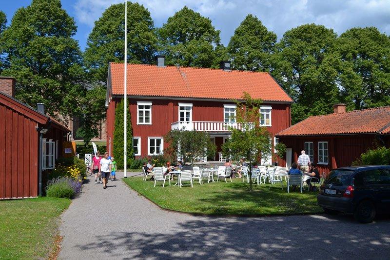 Pfarrgarten in Mariestad