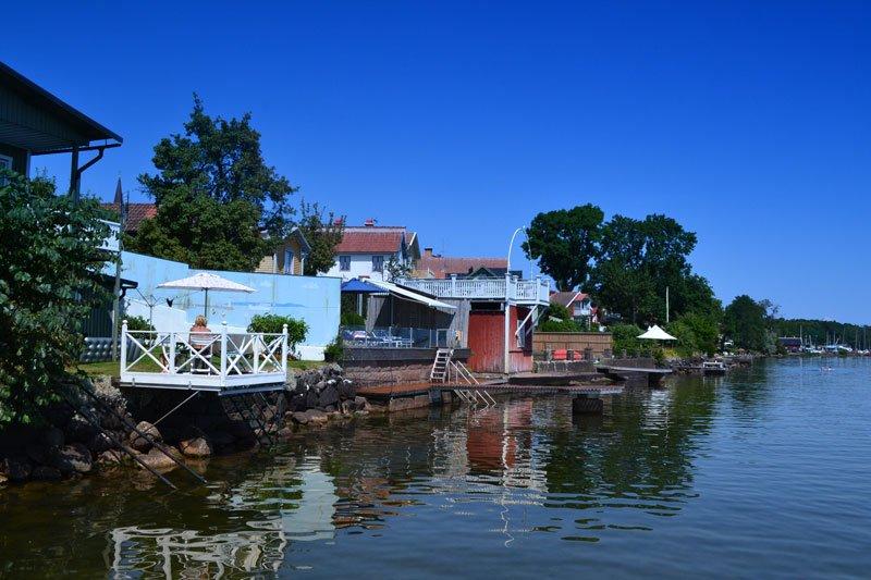 Privatgrundstücke -am See