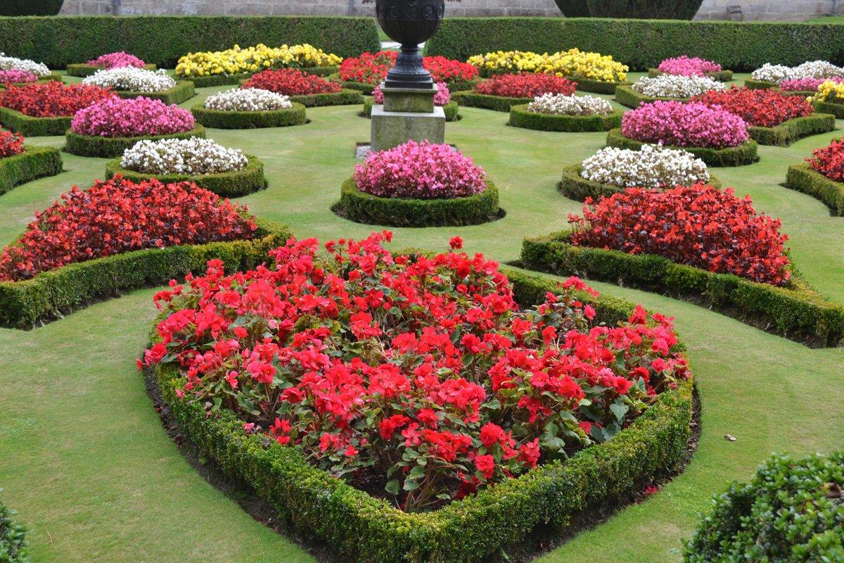 Der prächtige Garten