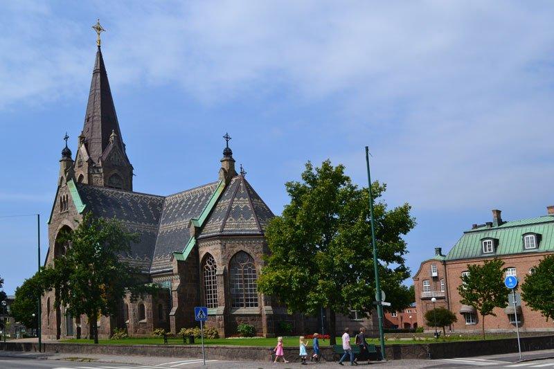 Falkenberg-Kirche