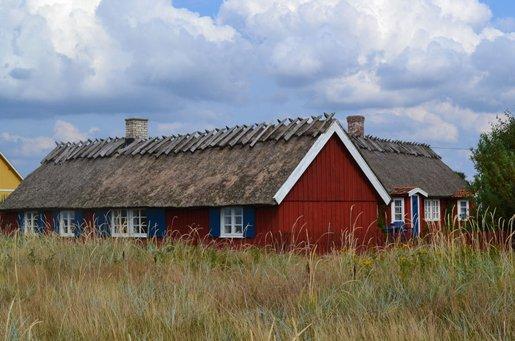 Historischer Baustil in Glommen