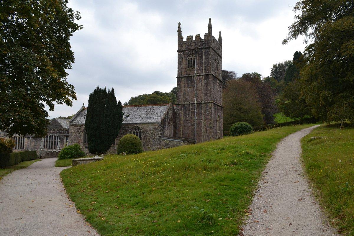 Lanhydrock Kirche