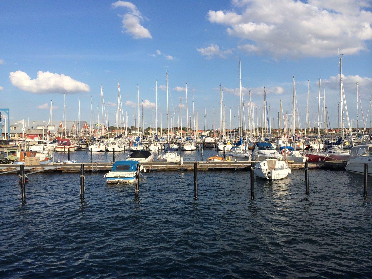 Mölle Hafen