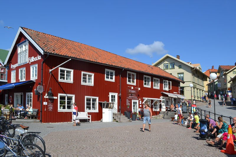 Pier-Restaurant Bryggan