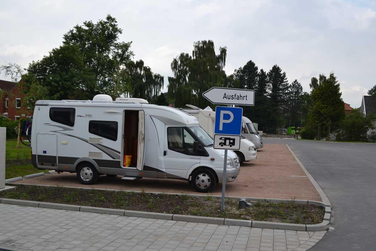 Stellplatz Aurich
