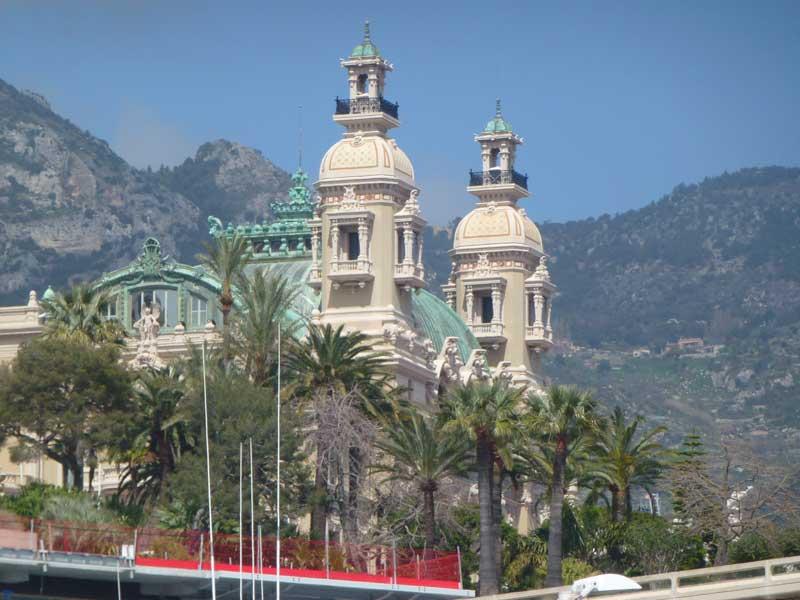 Das berühmte Casino In Monte Carlo