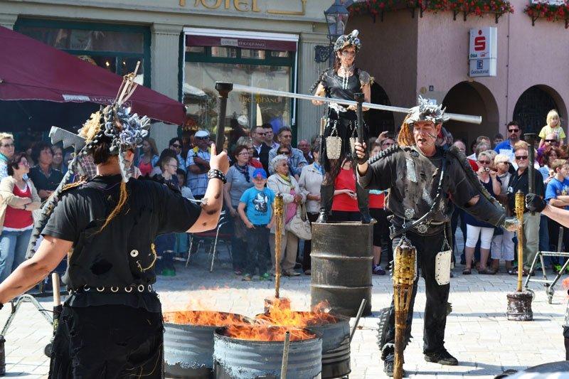 Mittelalterliche Feuerspiele