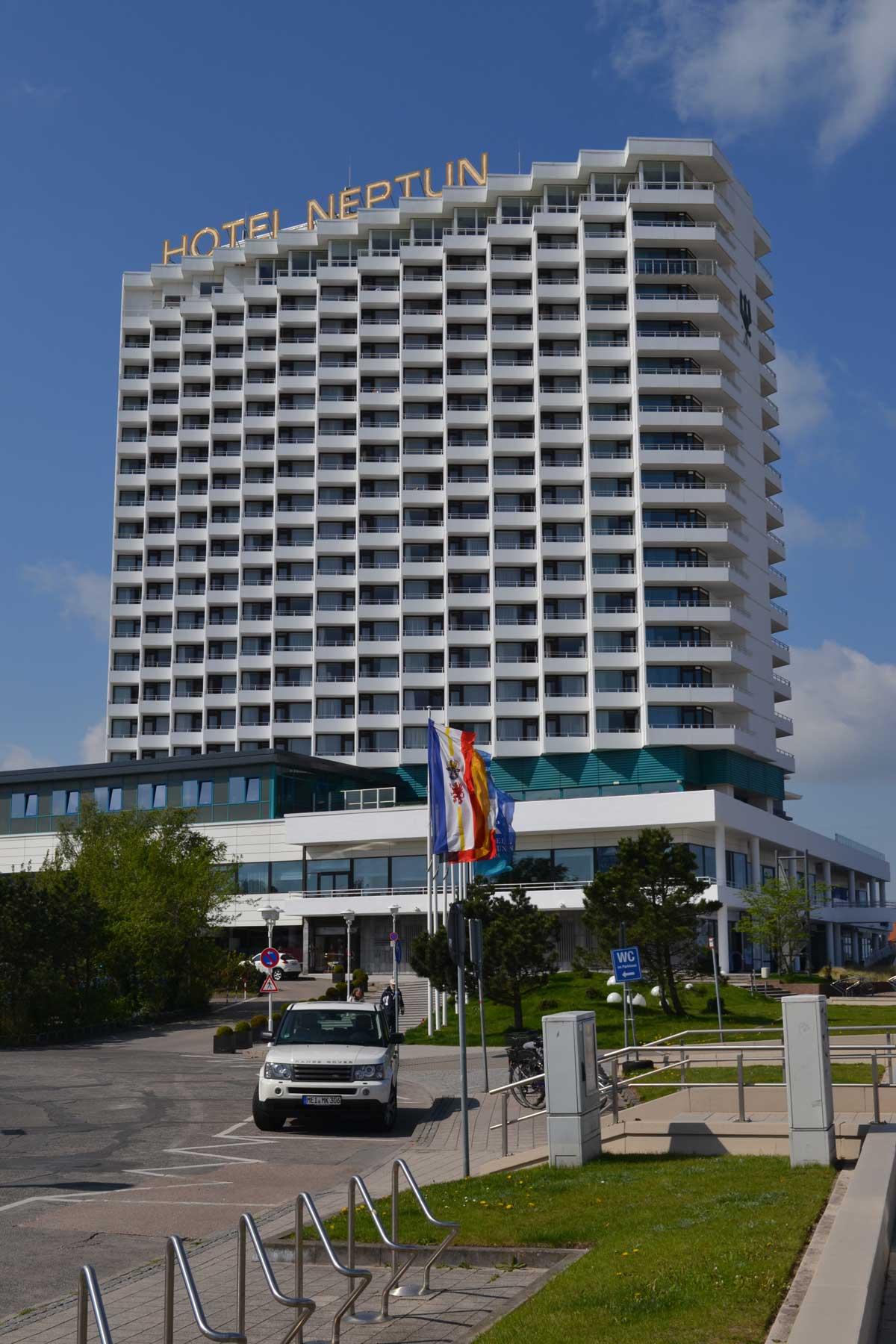 Das Neptun Hotel