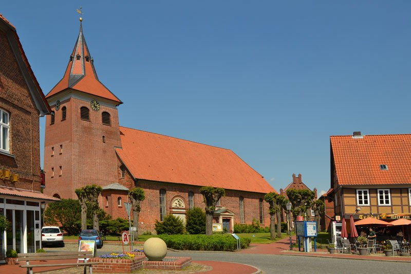 Kirche in Bleckede