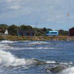 Küste in Suedöland