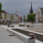 Marktplatz Swinemünde