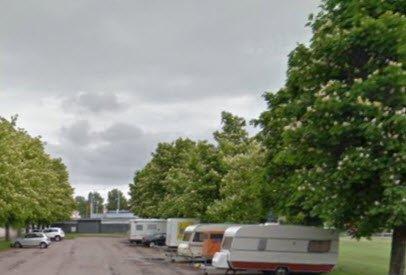 Wohnmobilstellplatz Karlstad