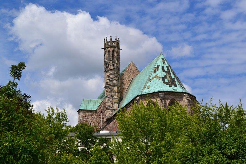 Wallona Kirche