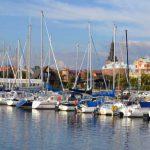 Ystad Kulisse und Hafen