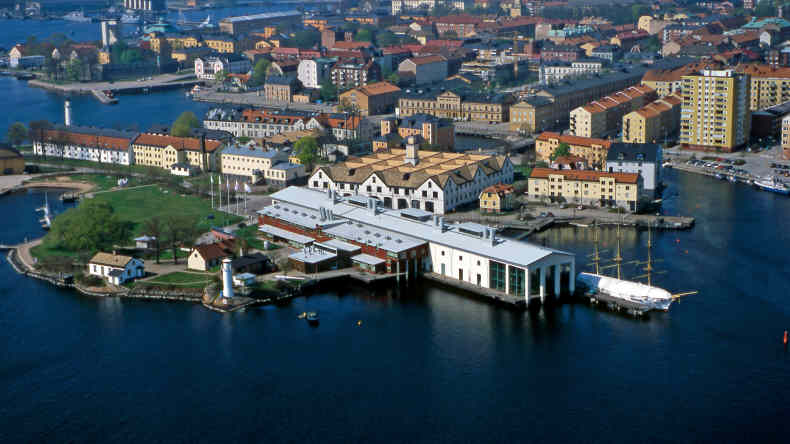 Marinmuseum Karlskrona