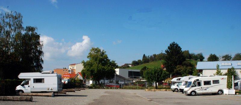 Stellplatz Ergeten, Meersburg