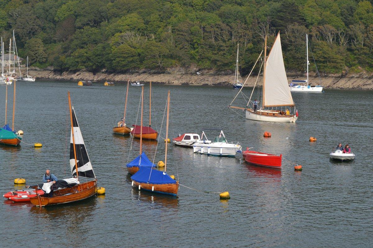 Fowey Hafen