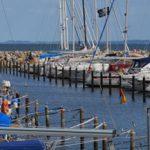 Yachthafen Groemitz