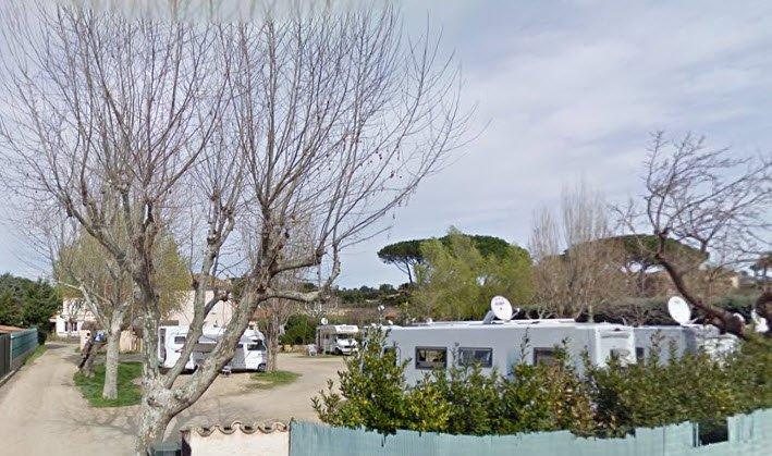 Wohnmobilstellplatz St. Tropez