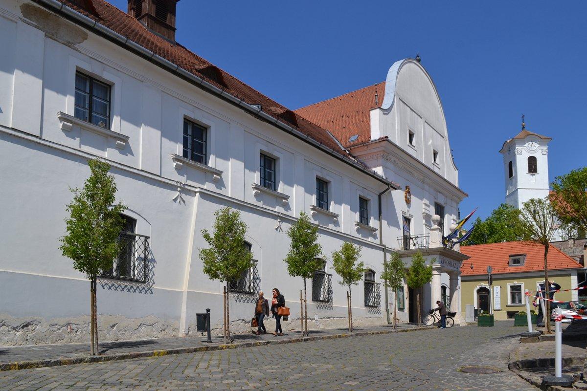 Rathaus Szentendre