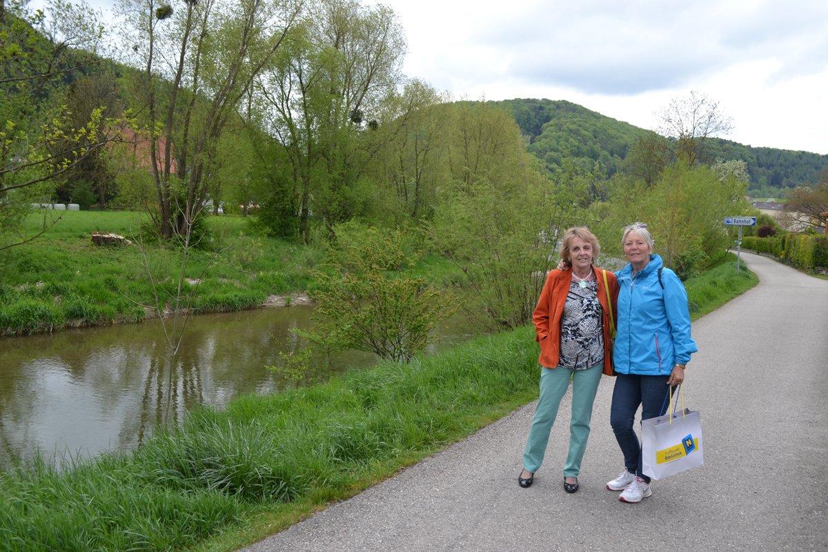 Spaziergang an der Pielach