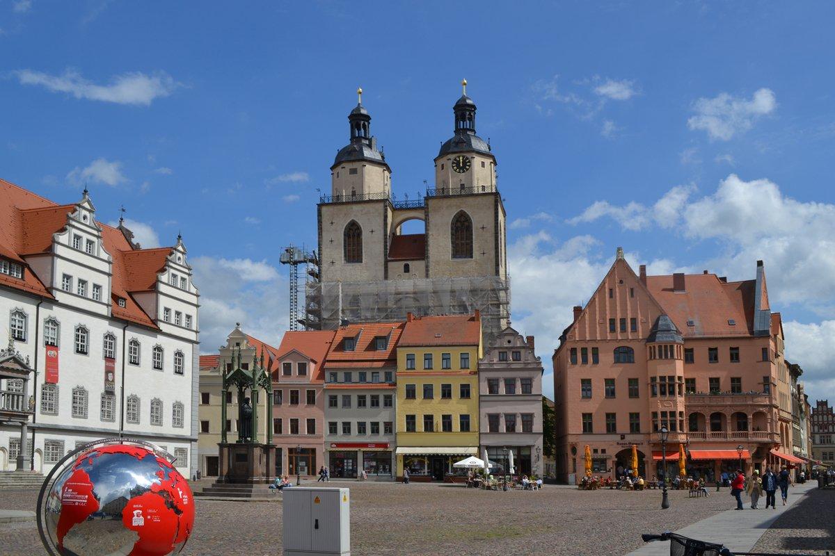 Stadtkirche St. Marien (in der Luther predigte