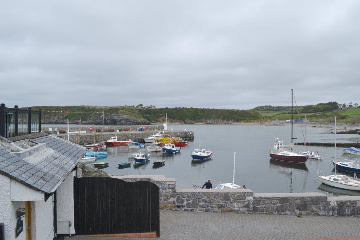Cemaes Hafen