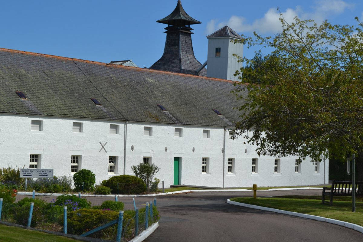 Dallas Dhu Destillerie Museum