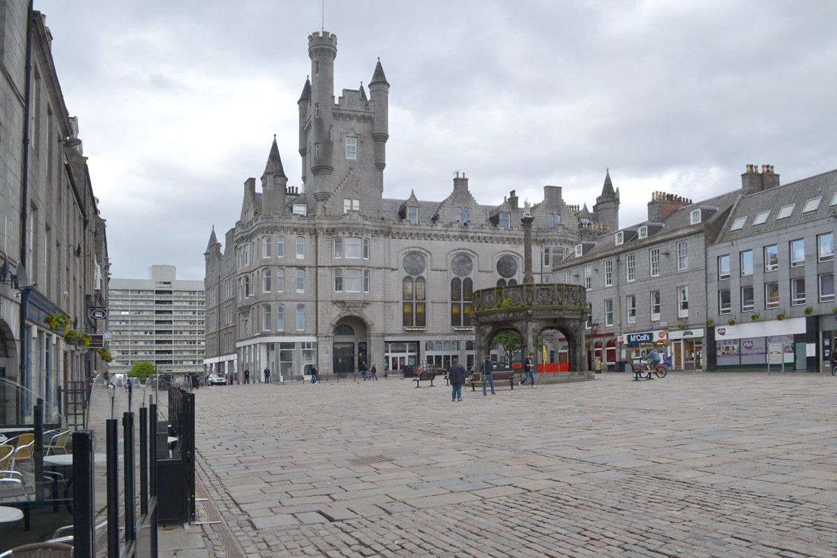Marktplatz Castlegate