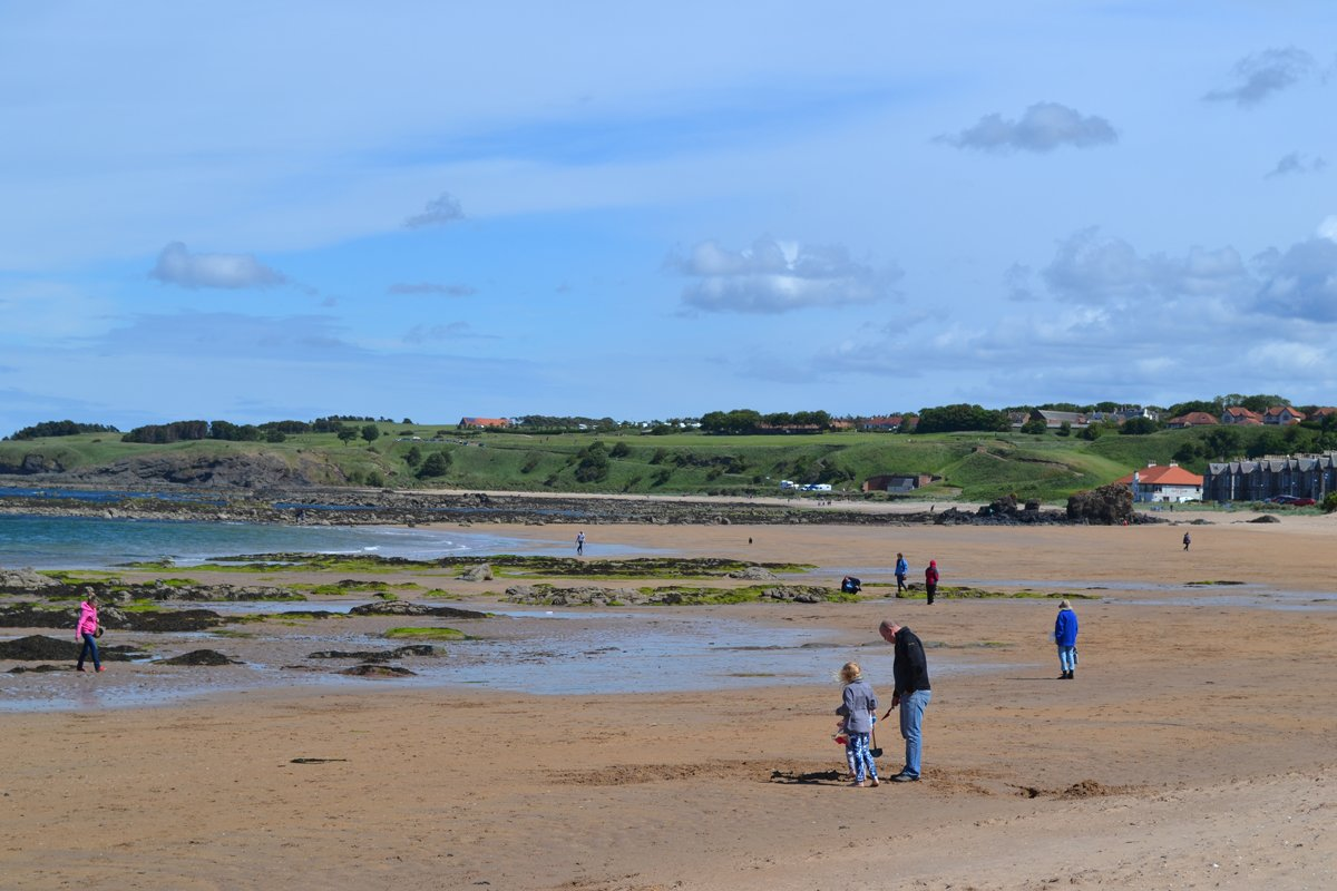 North Berwick Strand