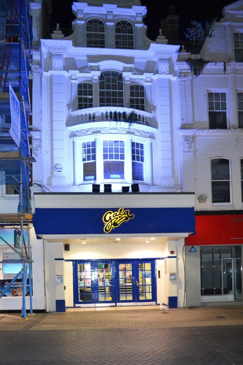 Bingo-Halle in Dover