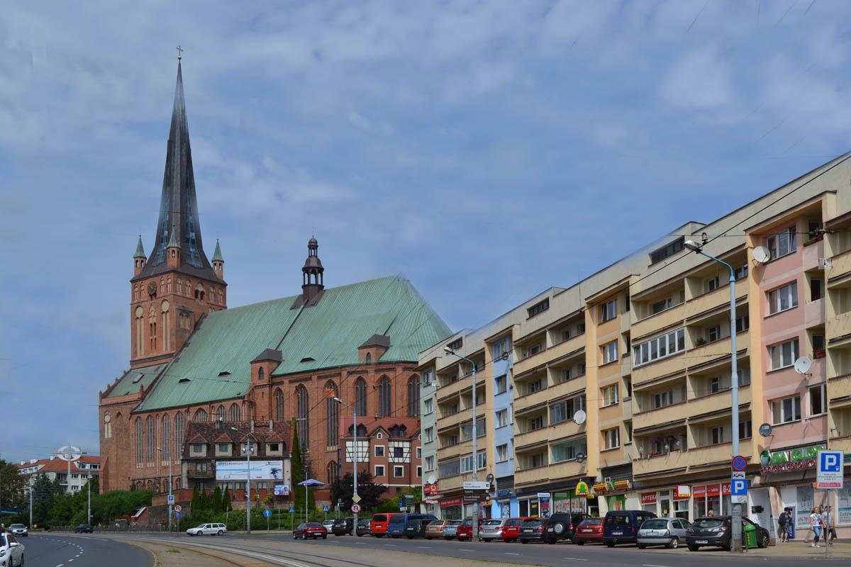 Kathedrale St. Jakob