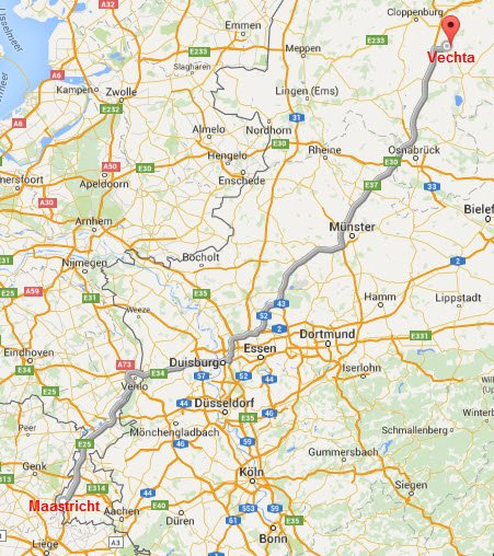 Maastricht - Vechta