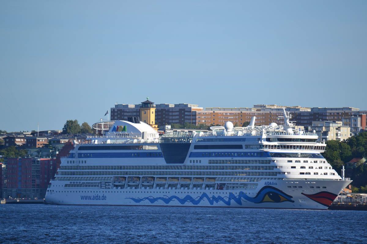 Aida Diva in Stockholm