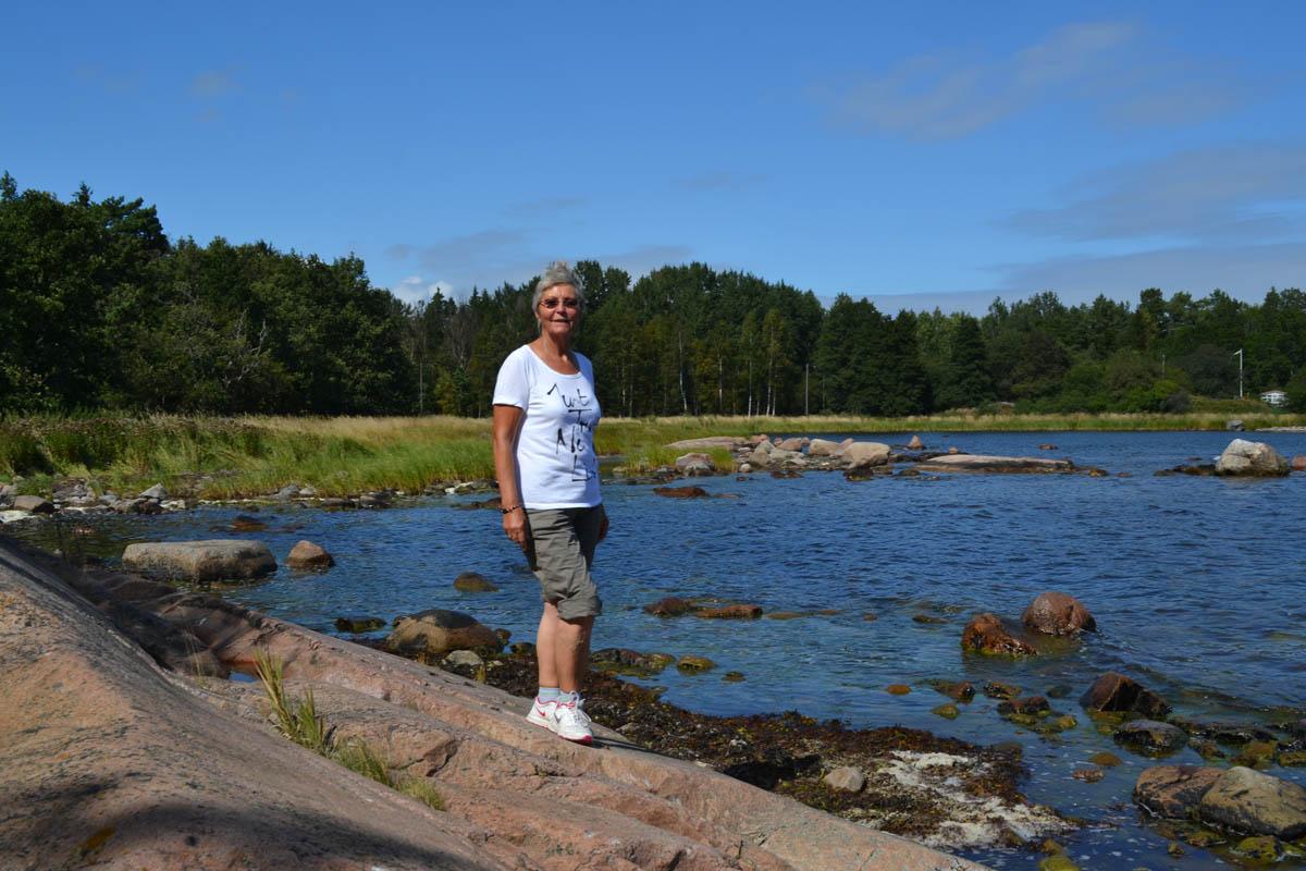 Anne auf Gränsö