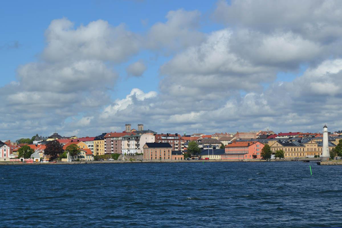 Karlskrona Skyline