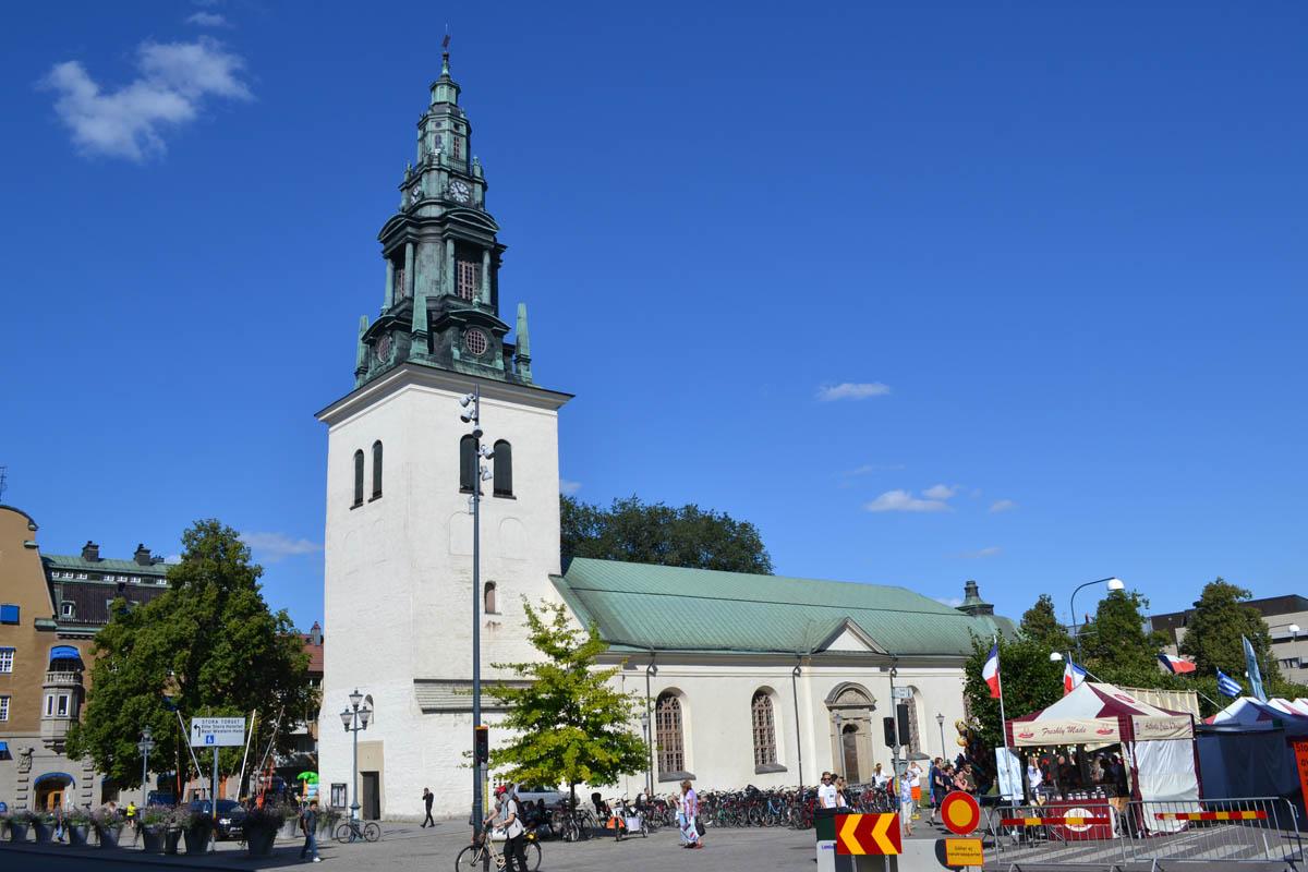 Linköping Hauptkirche